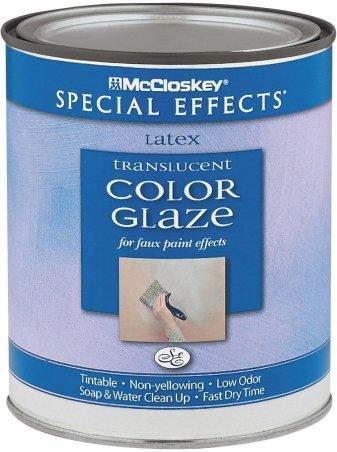 McCloskey Clear Mixing Glaze