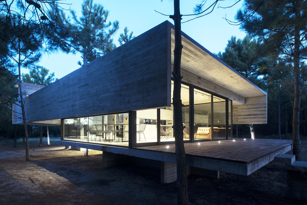 Современный дизайн и архитектура дома SJ-House