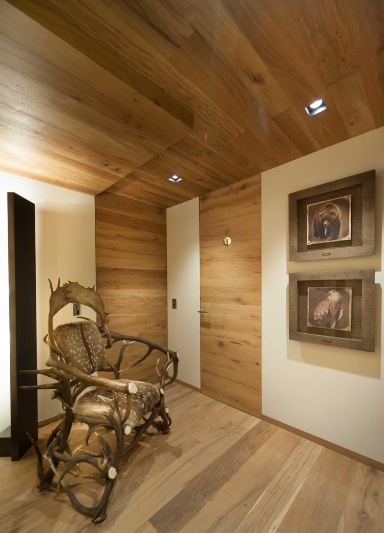 Современный дизайн интерьера высокогорного дома 5