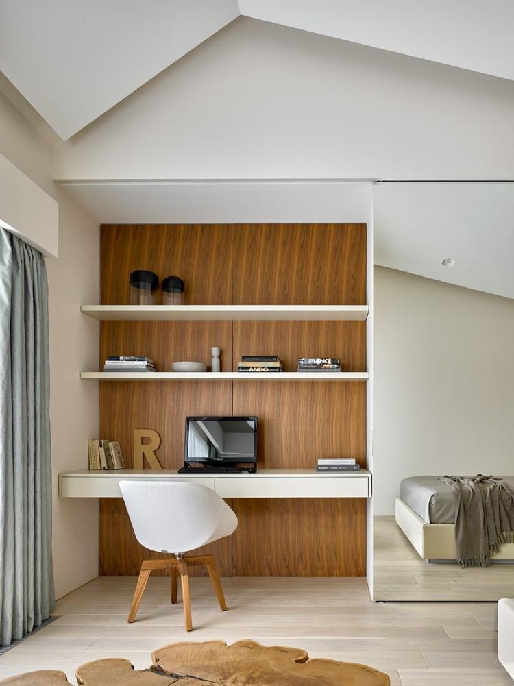 Дизайн интерьера гостевой спальни дома в современном стиле 3