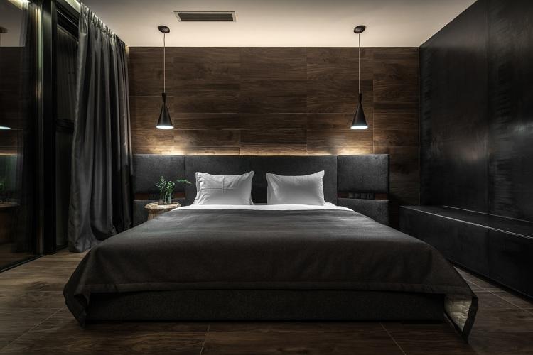 Современный дизайн интерьера номеров Guest houses 3.0 в Полтаве 3