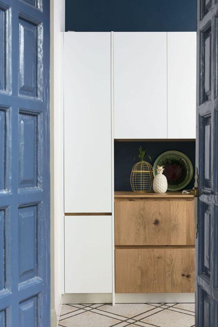 Современный дизайн интерьера кухни дома Palacete de Córdoba от Adriana Nicolau 2