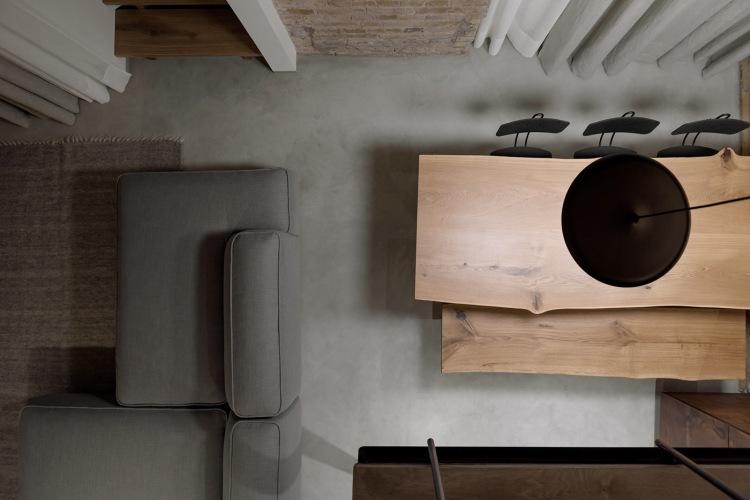 Современный дизайн интерьера квартиры Your Space от FORM bureau в минималистском стиле 7
