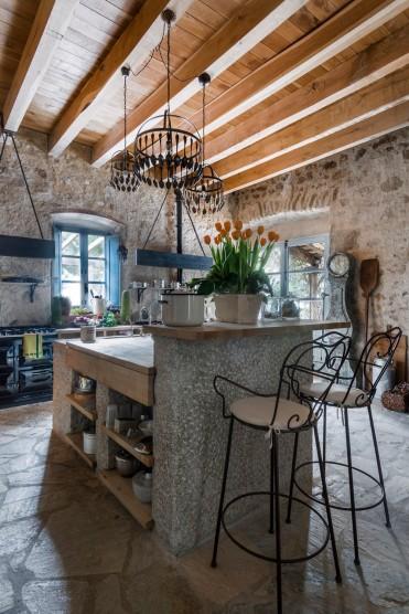 Catalan Farmhouse