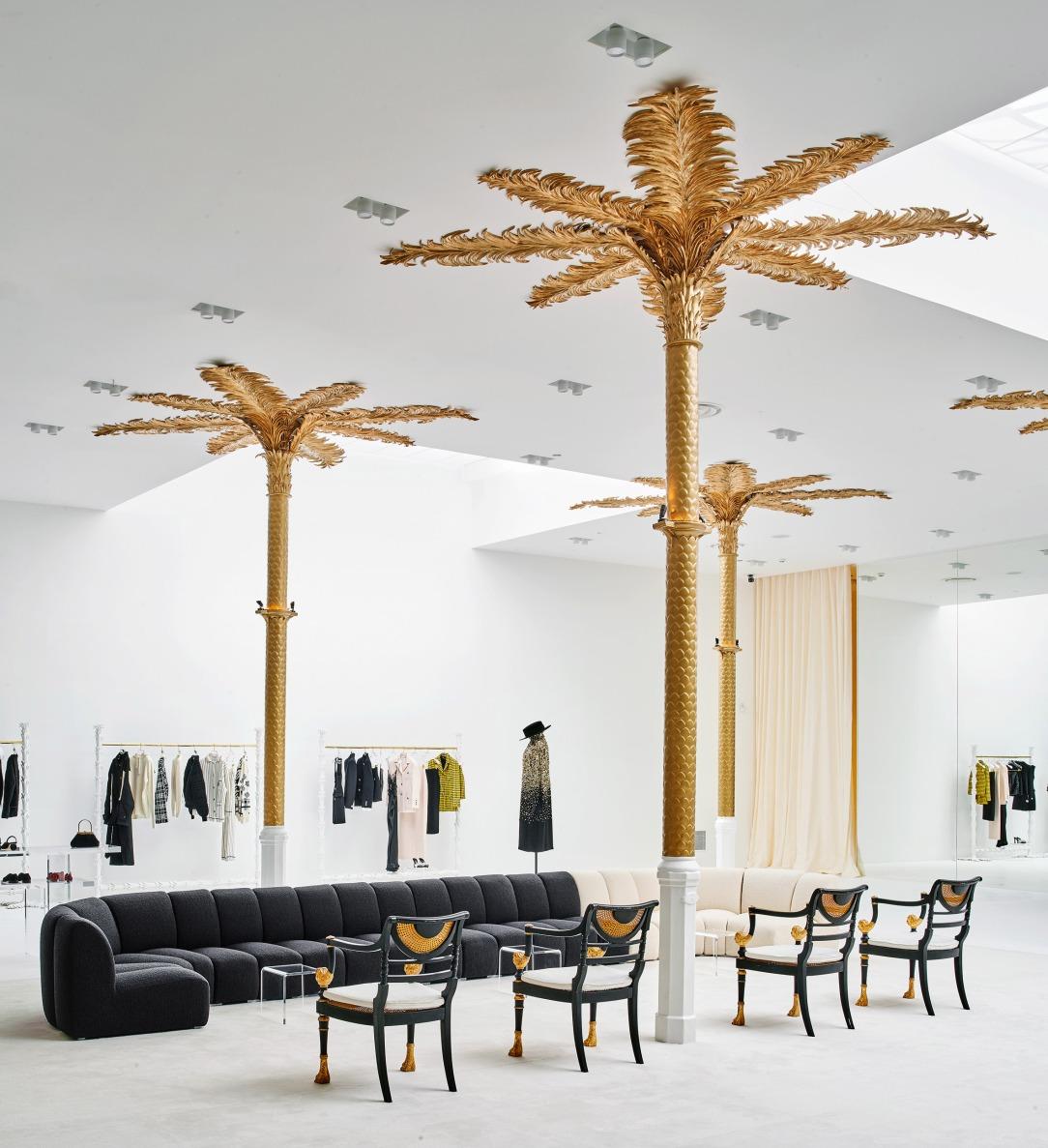 Современный дизайн интерьера магазина Darial в Барселоне 3