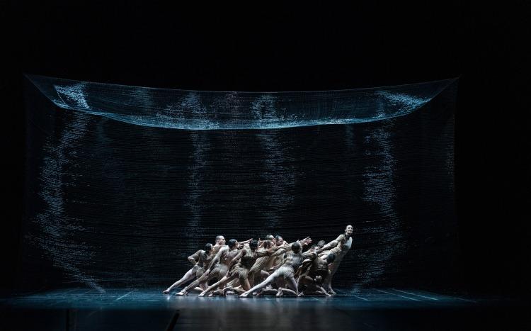 Скульптура Ego для голландской оперы L'Orfeo 8