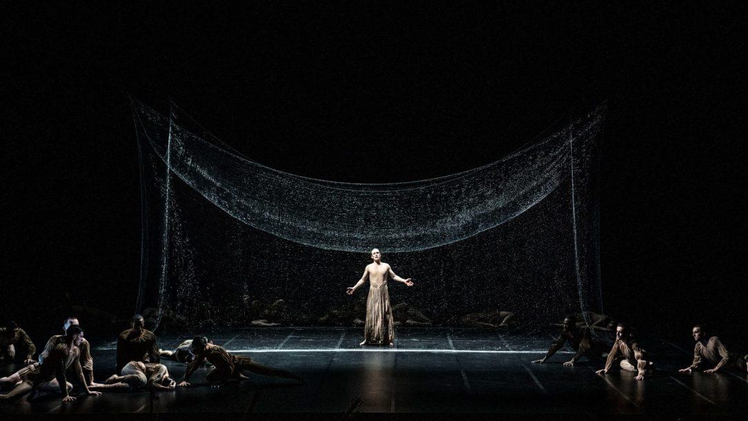 Скульптура Ego для голландской оперы L'Orfeo