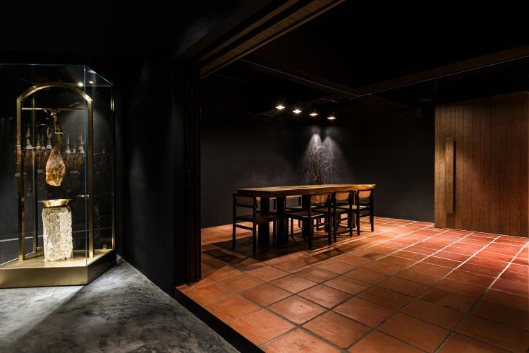 Современный дизайн интерьера мясного магазина 3
